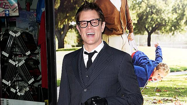 5 Things You Don't Know About Johnny Knoxville