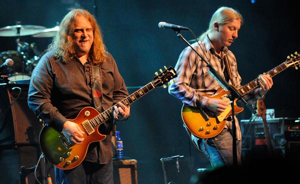 Allman Brothers Band Set Beacon Theater Residency for March