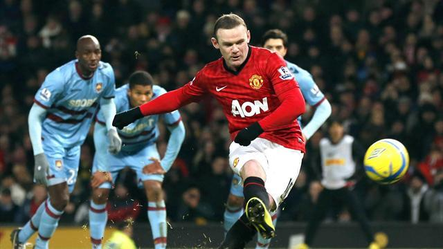Premier League - Match facts: West Ham United v Manchester United