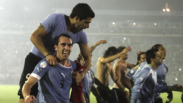 World Cup - Country profile: Uruguay