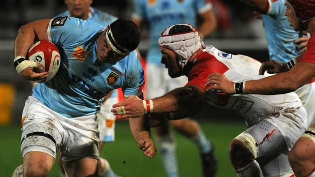 Top 14 - Biarritz's woes continue with Perpignan loss