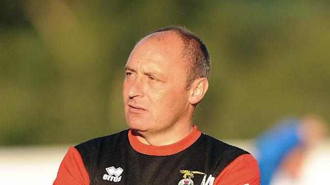 Maurice Malpas wants Inverness to 'impose themselves' fully on Stenhousemuir