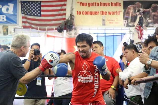 I do not underestimate Vargas, says Pacquiao