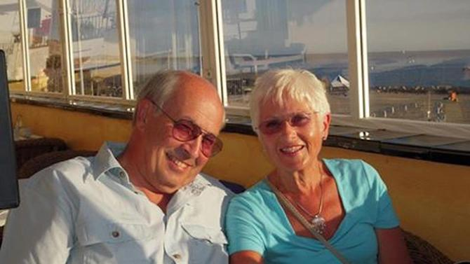 Nigel and Helen Charlton died in the helicopter crash