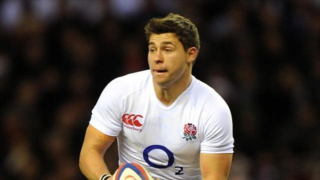 Rugby - Youngs ready for Lions action