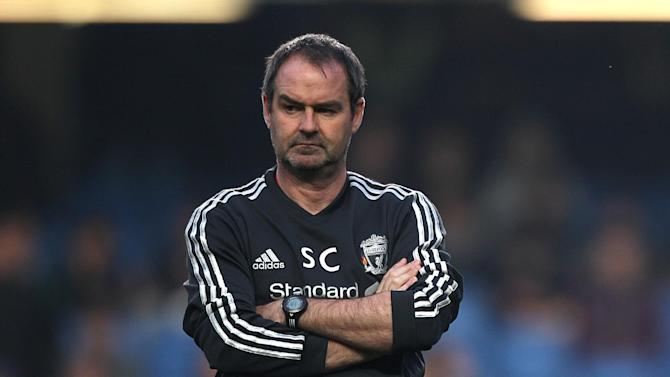 The LMA have confirmed the departure of Steve Clarke from Liverpool following the arrival of Brendan Rodgers