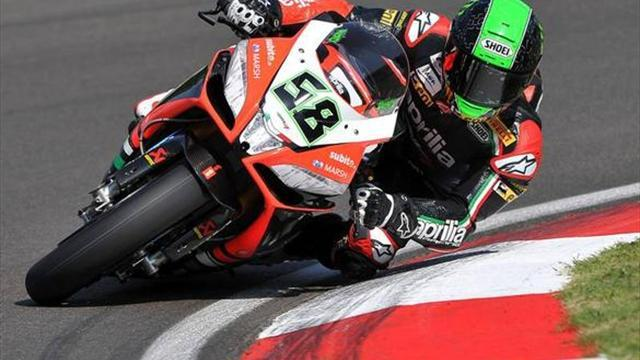 Superbikes - Imola WSBK: ?Struggling? Laverty not satisfied with second row start