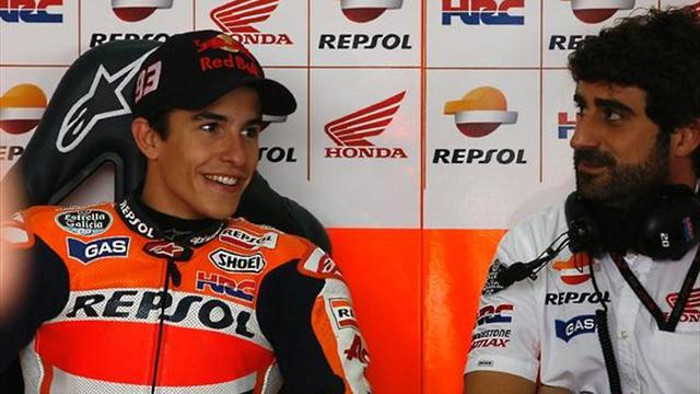 Motorcycling - Marquez' fate to be decided at Sepang