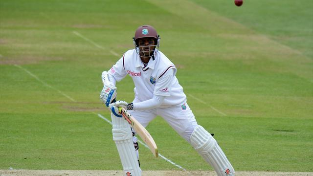 County - Derbyshire pull off Chanderpaul coup