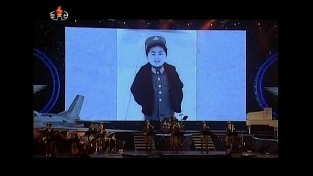 Kim Jong Un's childhood photos revealed