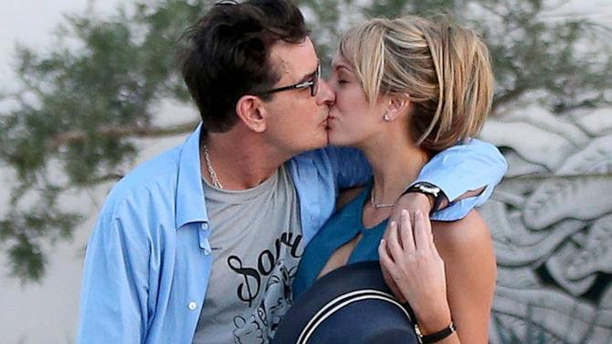 5 Things to Know About Charlie Sheen's New Fiancee, Brett Rossi
