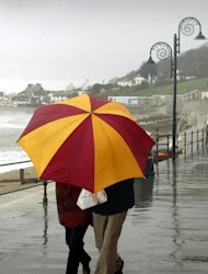 Gales and heavy rain are going to sweep across much of the UK