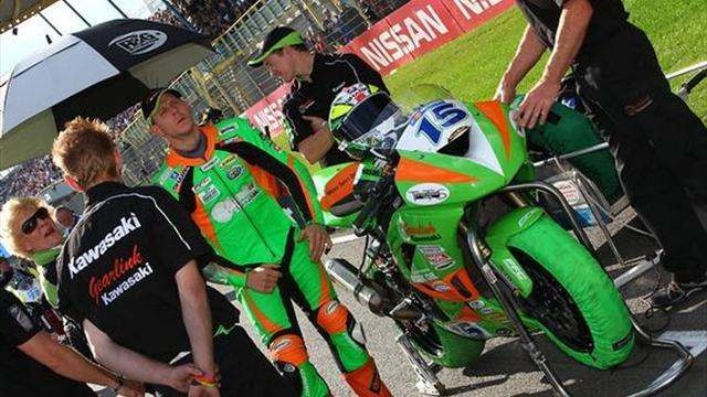 Superbikes - Brands BSB: Wilson ruled out of both Supersport races
