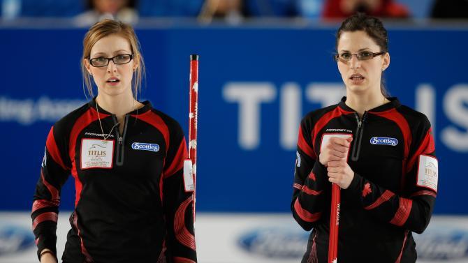 World Women's Curling Championship - Day Six