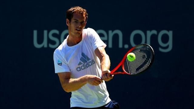 US Open - Day three: Murray LIVE
