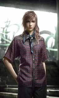 Prada Outfits For A Computer Game? Check Out Final Fantasy's Fash-Over!