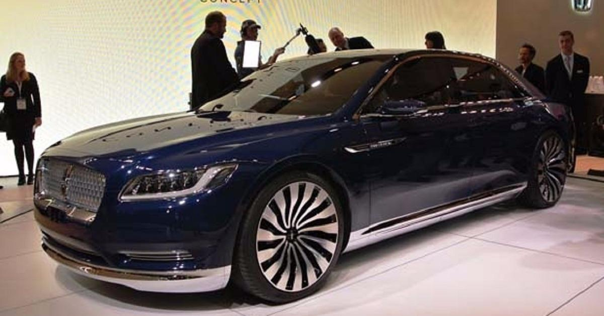 Unveiled at the New York Auto Show