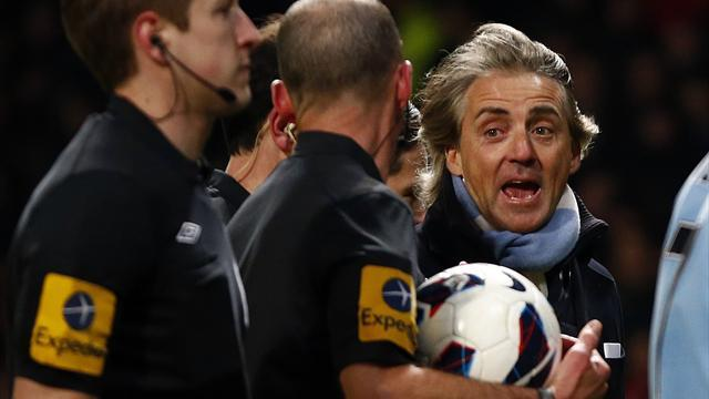 "Premier League - Mancini admits title ""impossible"""