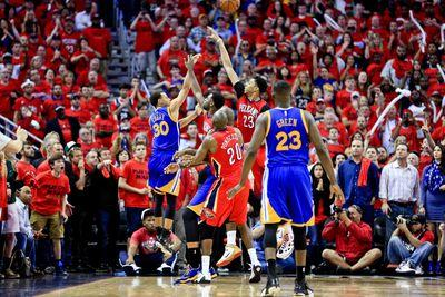 NBA playoff schedule 2015: Warriors and Bulls look to close out series as Hawks and Grizzlies look to take control