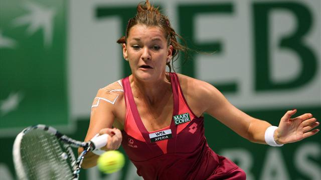 WTA Championships - Holder Kvitova shocked, Sharapova and Serena win in Istanbul