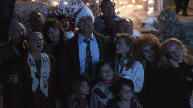 Flashback: 'National Lampoon's Christmas Vacation' Turns 25!