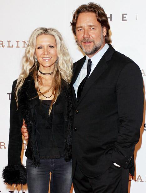 Russell Crowe Opens Up About Separation From Wife Danielle Spencer: I Want to