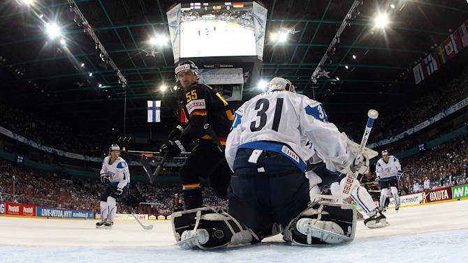 Finland v Germany - 2013 IIHF Ice Hockey World Championship