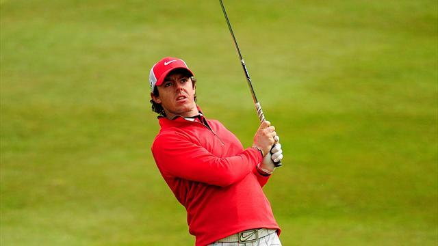 Golf - McIlroy and McGinley support Irish Open move