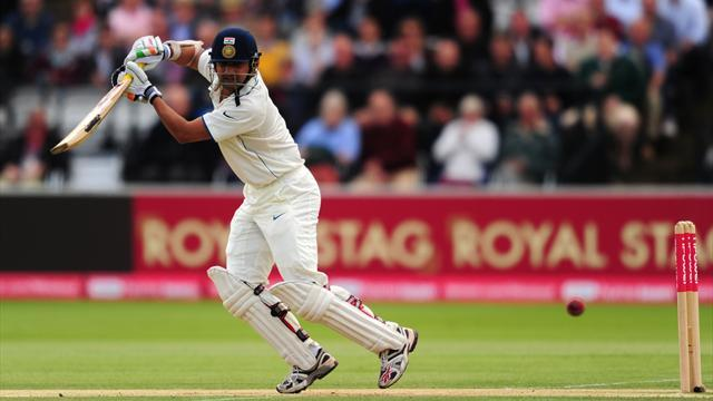 Cricket - England surge towards victory