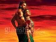 Ranveer and Deepika look stunning in RAM LEELA poster