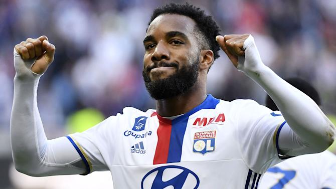 Lacazette to ponder Lyon future
