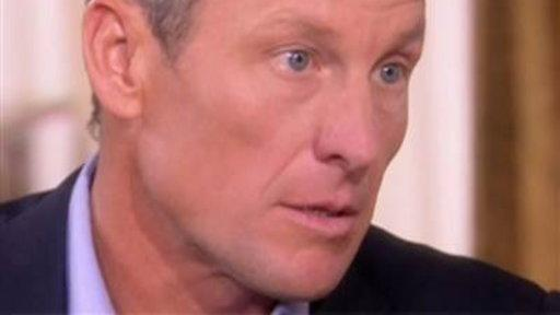 Armstrong to His Kids: 'I Lied to You'