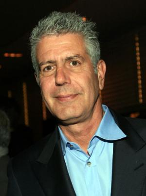 Anthony Bourdain Accuses Travel Channel of Making Him a Reluctant Cadillac Pitchman