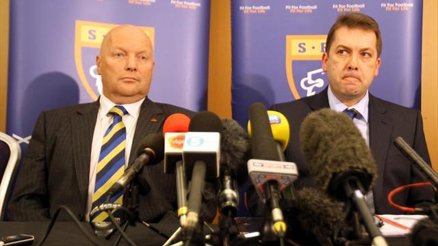 Football - Changes afoot in Scotland