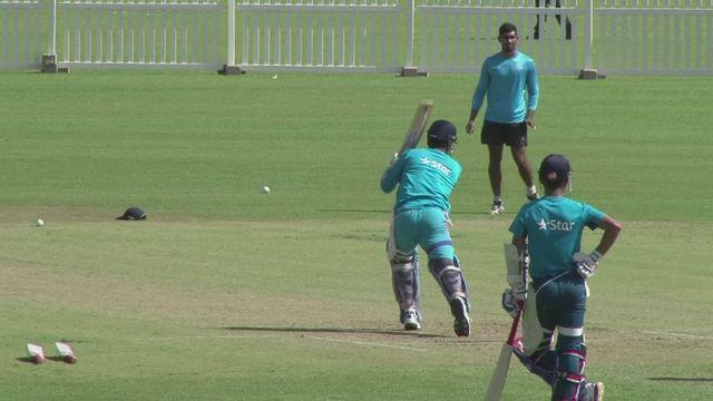 India train ahead of West Indies