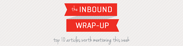 Inbound Wrap Up Week Ending September 20th image InboundWrapup header2