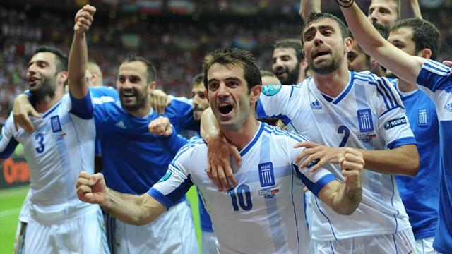 Euro 2012 - Greece won't mix politics with football