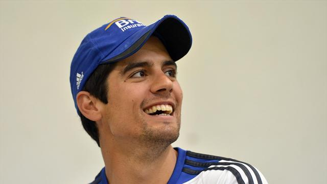 Cricket - Cook: England in good hands with Root and Compton
