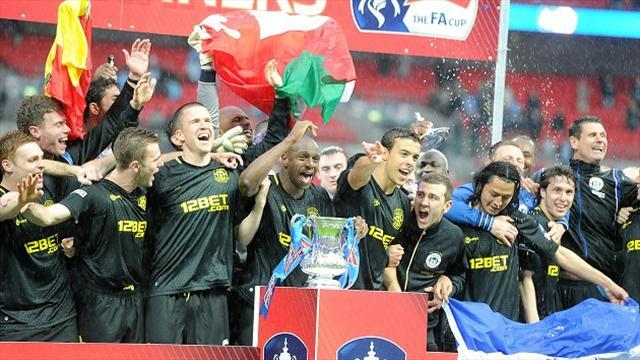 FA Cup - FA Cup final given own date