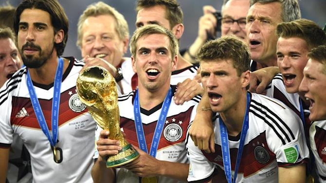 World Cup - Germany captain Lahm quits international football