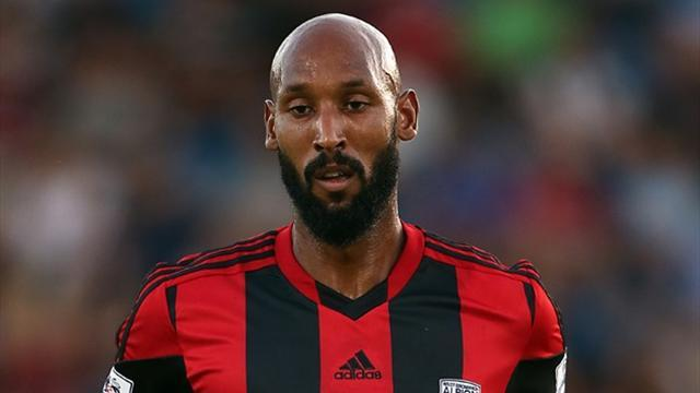 Premier League - Clarke confirms Anelka wants to retire from football