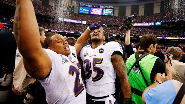 American Football - Baltimore Ravens hold on to win Super Bowl XLVII