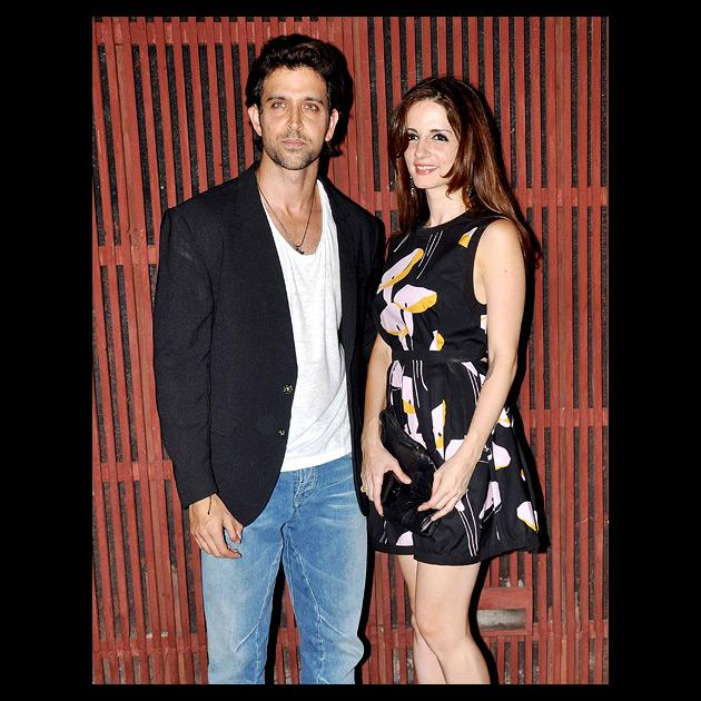 Kangna's star-studded birthday party