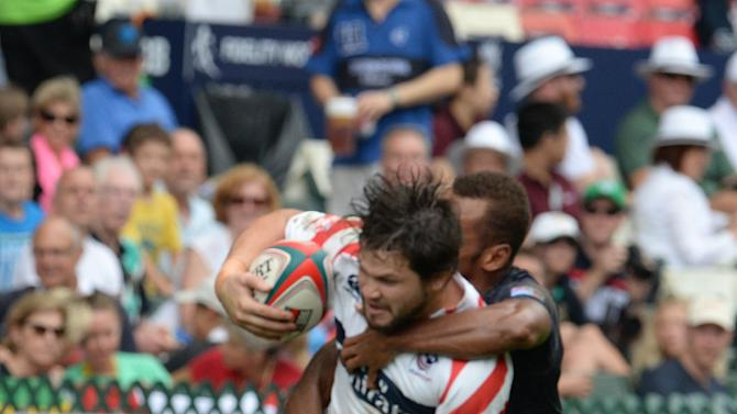 2014 HSBC Hong Kong Sevens: Day 3