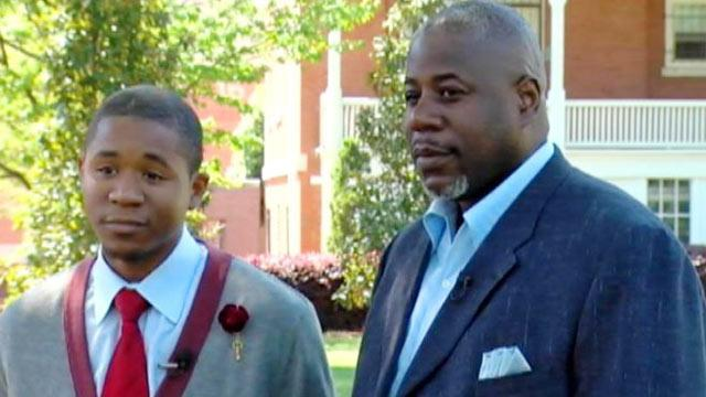 Georgia Father and Son to Graduate Together from Morehouse College