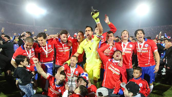 Eventful Copa America puts an end to Chilean suffering