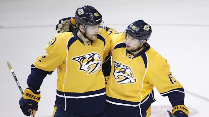 Predators beat Blackhawks 7-5, take series 4-1