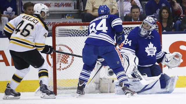 Ice Hockey - Taste of play-offs sweet, but Leafs fans hunger for more