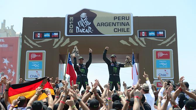 2013 Dakar Rally - Day 15