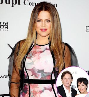 "Khloe Kardashian On Kris Jenner, Bruce Jenner Split: They're Nicer Now, No ""Huge Shock"""